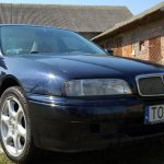 Rover 600 SDi Silverstone 99 midnight blue
