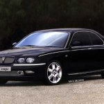 Rover 75 Coupe